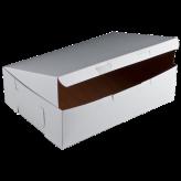 Quarter Size Sheet Bakery Box