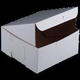 6x6x4 Bakery Box