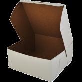9x9x4 Bakery Box