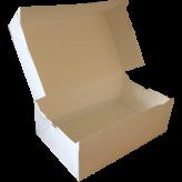 10 x 6 x 3 1/2 Auto Donut Boxes (1 Dozen)