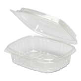 08 oz. Clear Hinged Deli Container