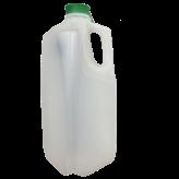 1/2 Gallon Empty Jug