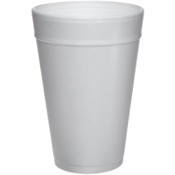 32 oz Dart Insulated Hot or Cold Foam Drinking Cups