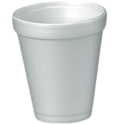 04 oz Dart Insulated Hot or Cold Foam Drinking Cups