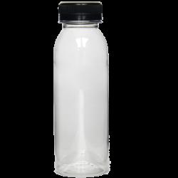 12oz. Round PET Juice Bottles